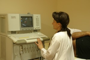 ecocardiografie Doppler color
